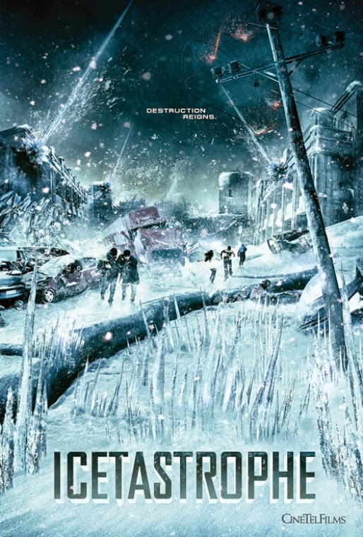 Catástrofes do Gelo – Dublado (2014)