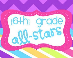 {6th} Grade All-Stars