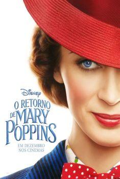 O Retorno de Mary Poppins Torrent - HD 720p Dublado