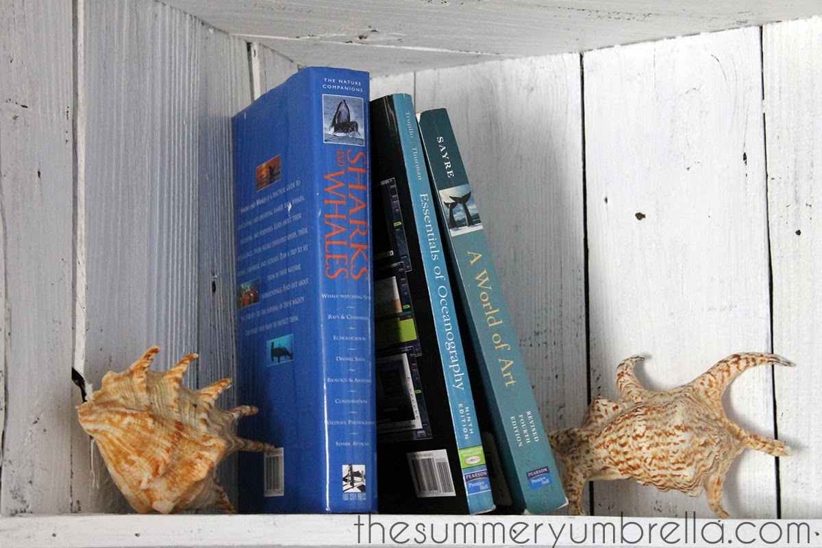 diy rustic corner shelf decor
