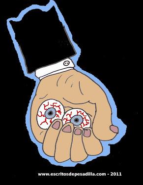 Tus ojos en mi mano. (Balada de la América Gótica Profunda).