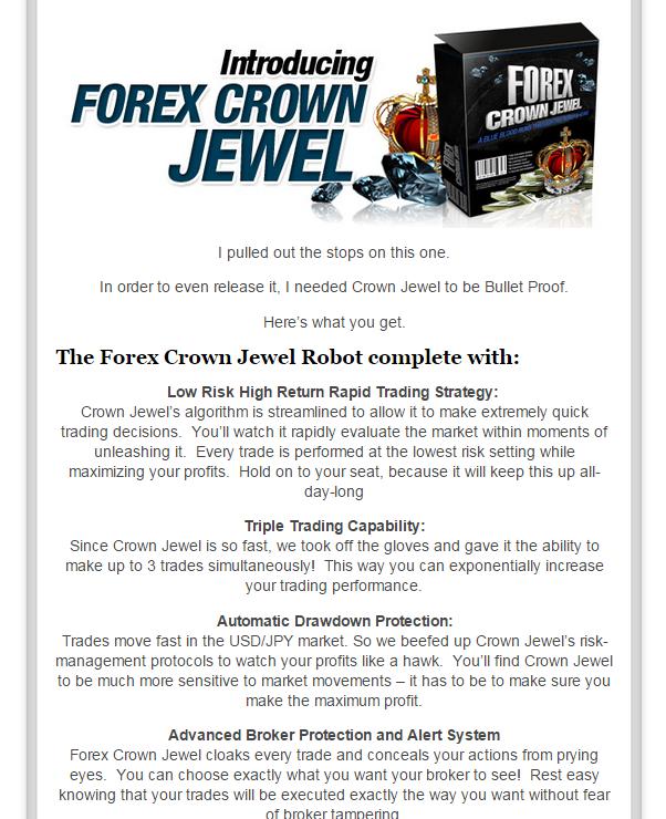 Crown forex