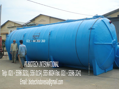 stp biotech , ipal biotek , toilet portable fibreglass