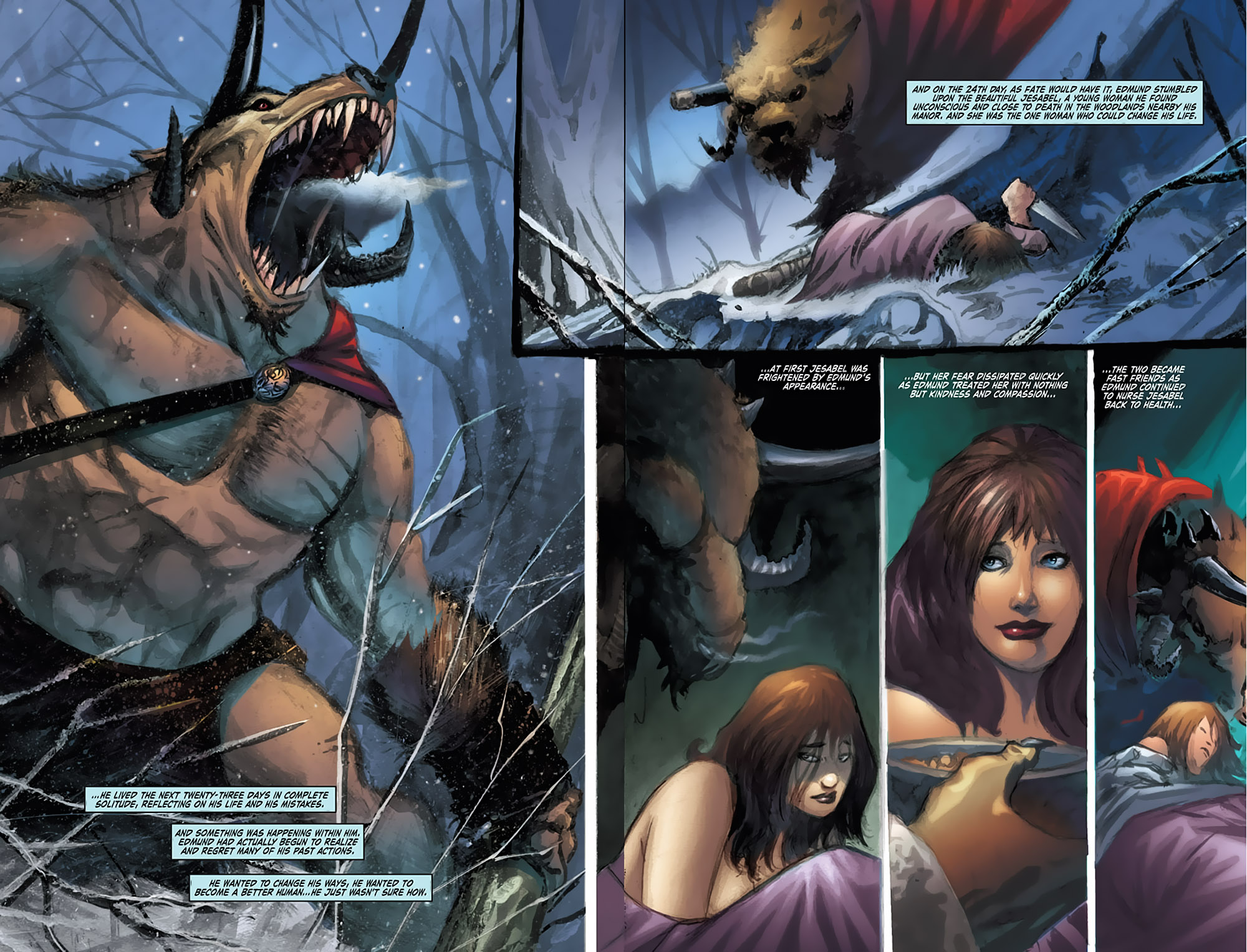 Grimm Fairy Tales (2005) Issue #13 #16 - English 8