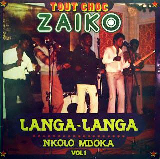 ZaГЇko Langa-Langa - Nkolo Mboka vol.1,ASL 1983
