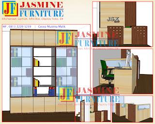 Perlengakapan Kantor JSX Group, Lemari File, Meja Teller, Meja Kerja, Meja Customer Serices