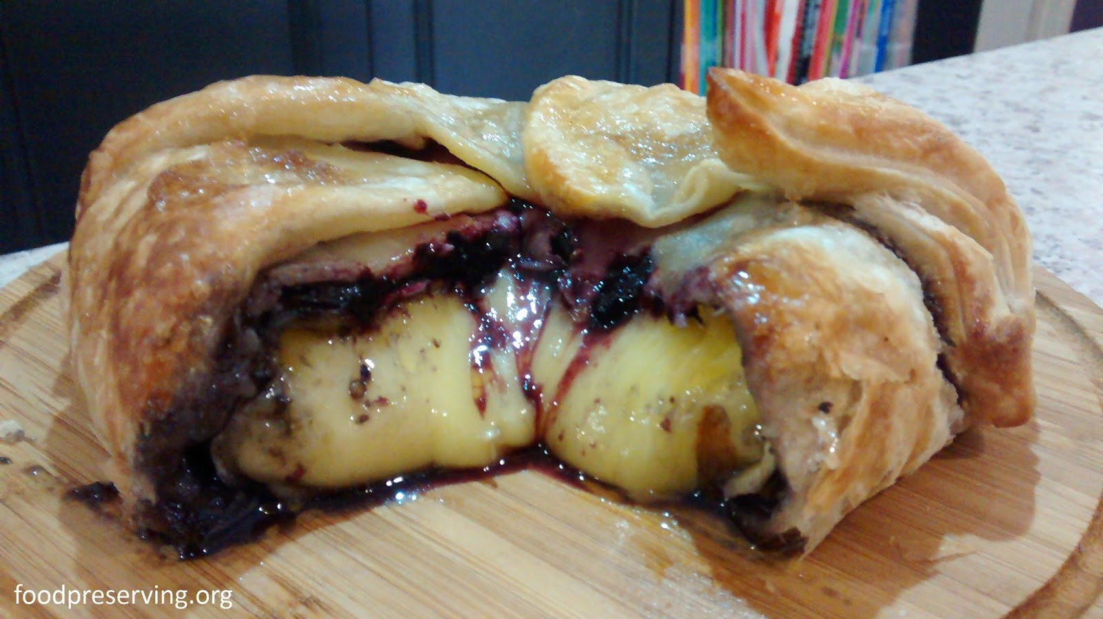 FOOD PRESERVING: Baked Brie