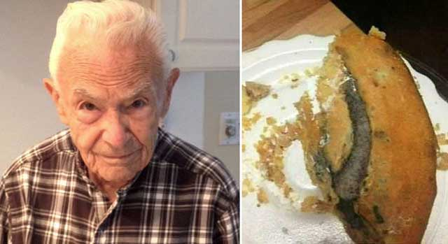 Nothing To Do With Arbroath Rats tail found in mans 96th birthday