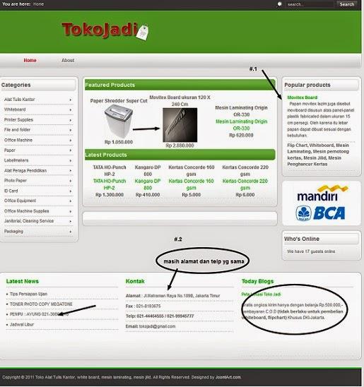 toko online virtuemart