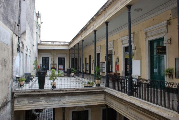Atelier du patrimoine et d 39 architecture casa de los for Casa de diseno san telmo