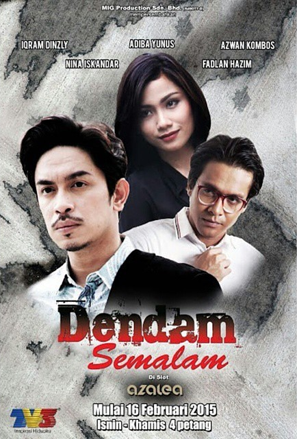 Dendam Semalam (2015) Episod 3