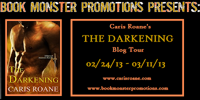 Caris, Roane, Book, Monster, tour