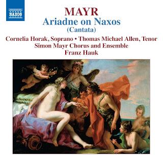 Mayr: Arianna a Nasso
