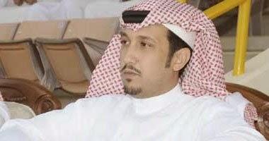 الأمير فهد بن خالد، رئيسا للنادى الأهلى السعودى بالتزكية