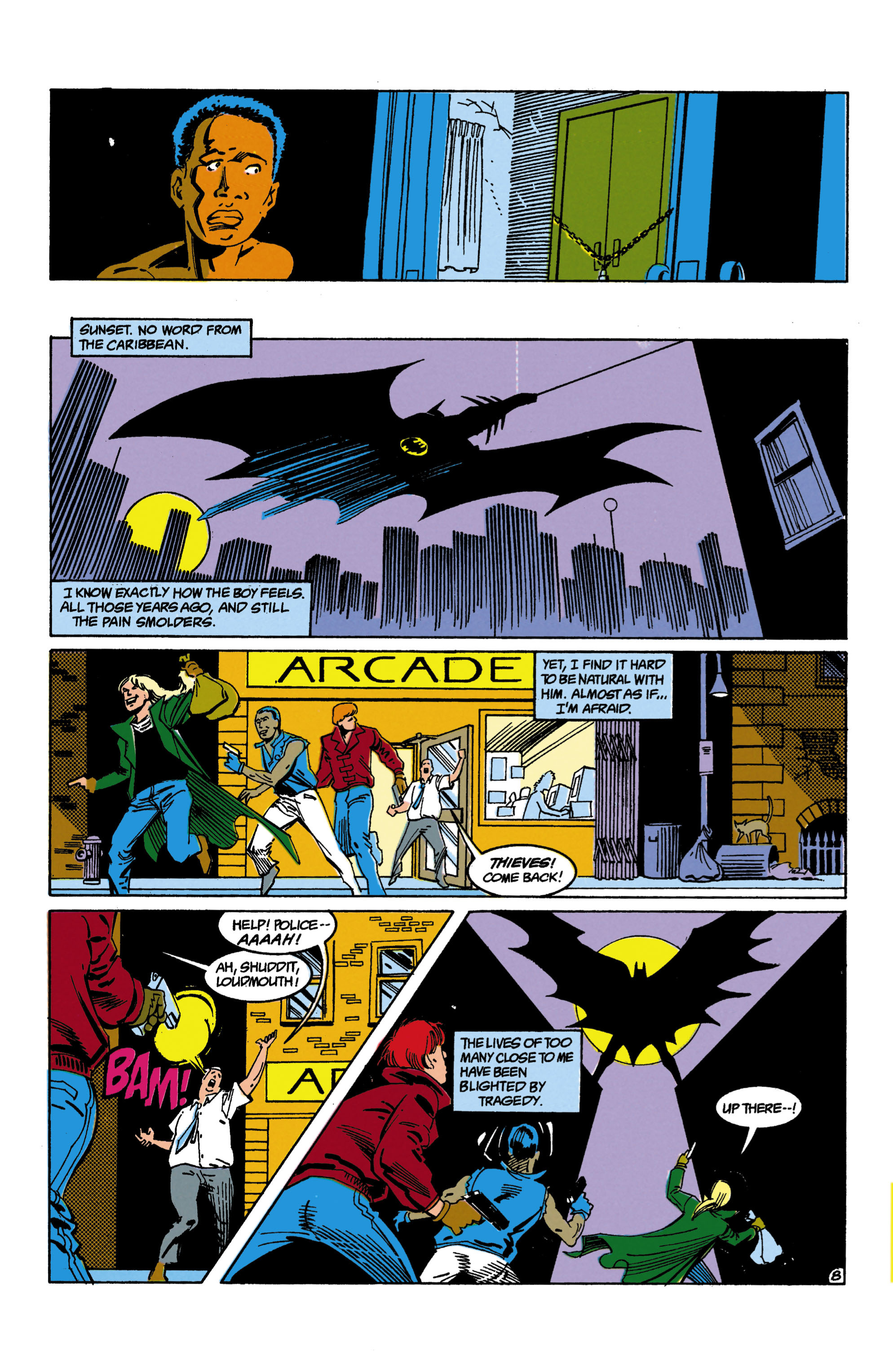 Detective Comics (1937) Issue #619 Page 9