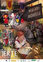 Mercado Medieval en Jerte. Valle del Jerte. Otoñada 2013