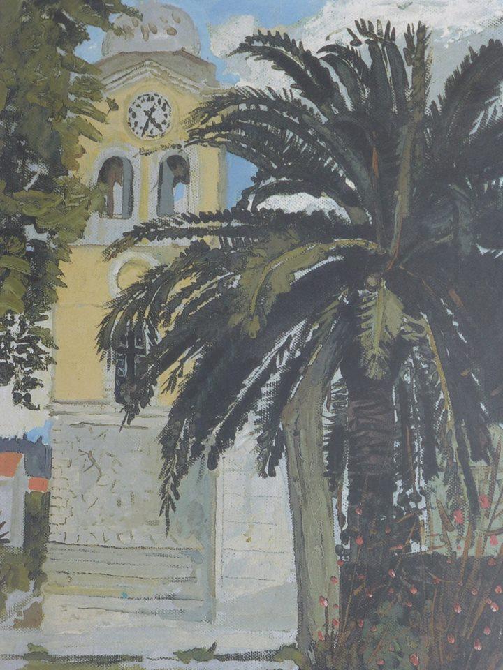 Αφιέρωμα στον παλαιό Ιερό Ναό