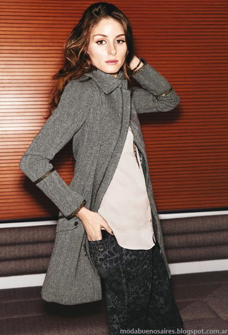 Vitamina moda invierno 2013 Abrigos