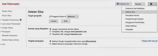 Cara Menargetkan Pengunjung dari Indonesia- blog kang miftah