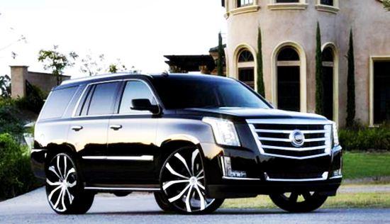 2017 Cadillac Escalade V Redesign Review