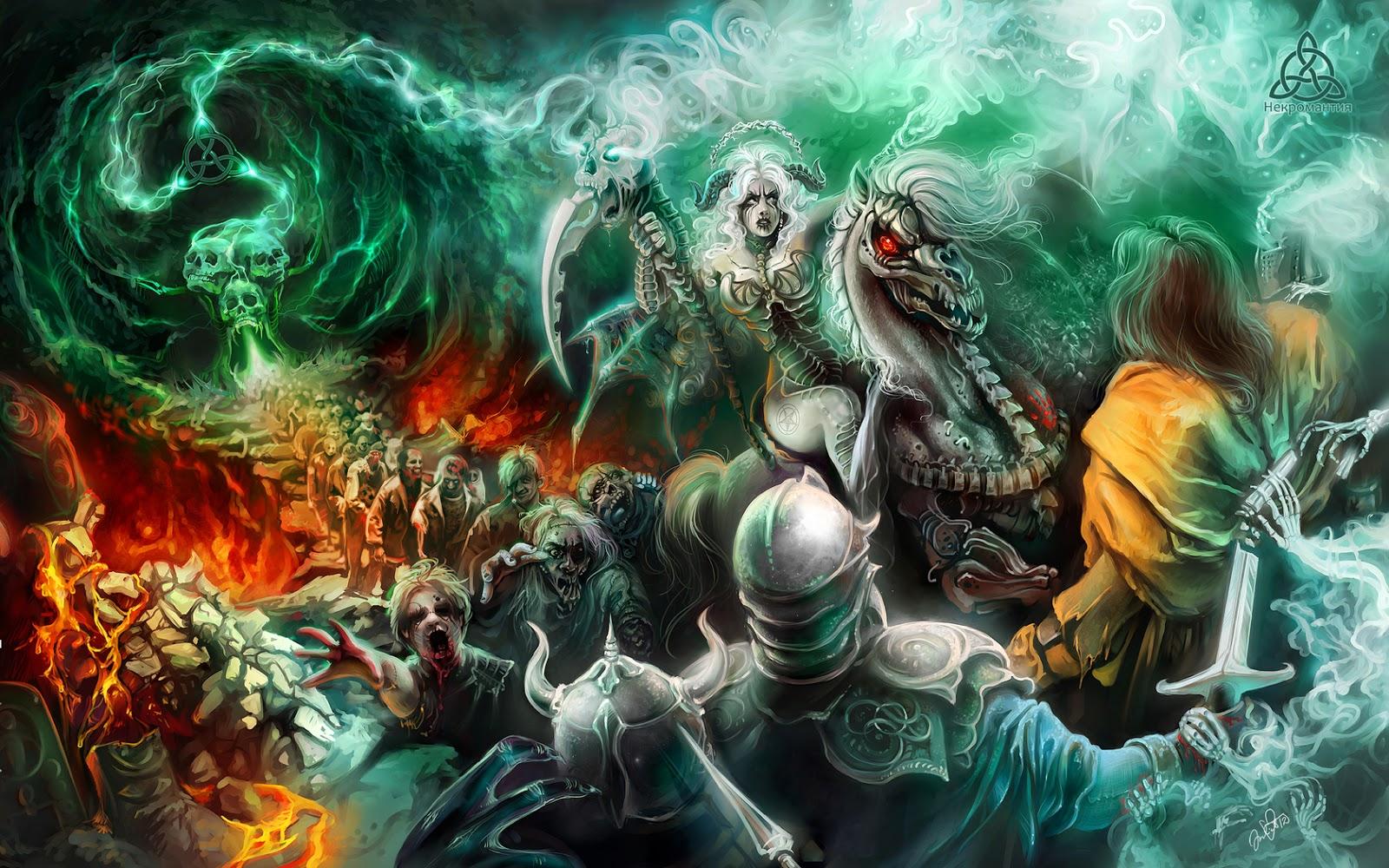 Fantasy War Medieval Wallpaper Hd
