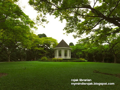 Singapore Botanic Gardens, UNESCO World Heritage Site -4th July 2015