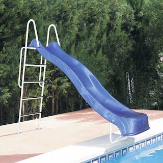 Venta de toboganes para piscinas