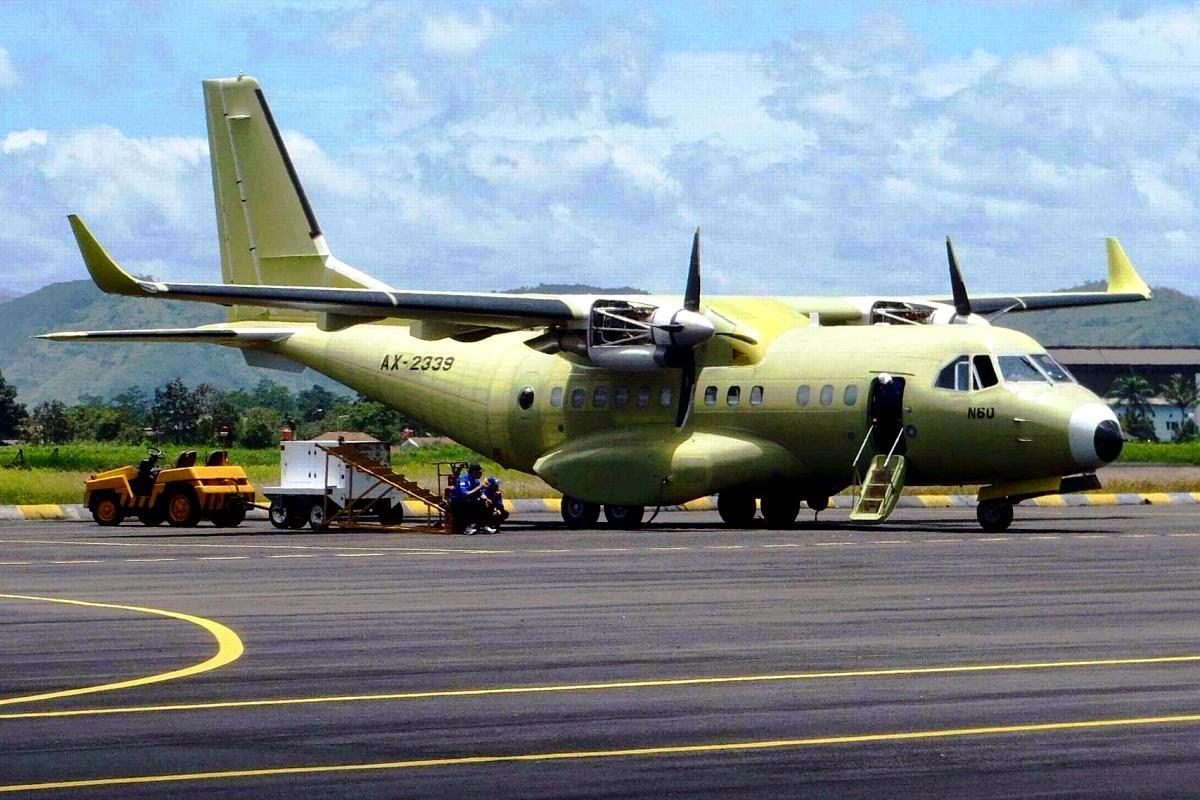 Pesawat cn 235 Indonesia Pesawat Cn-235 ng