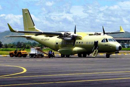 Pesawat CN-235 NG, PT Dirgantara Indonesia. Prokimal Online Kotabumi Lampung Utara