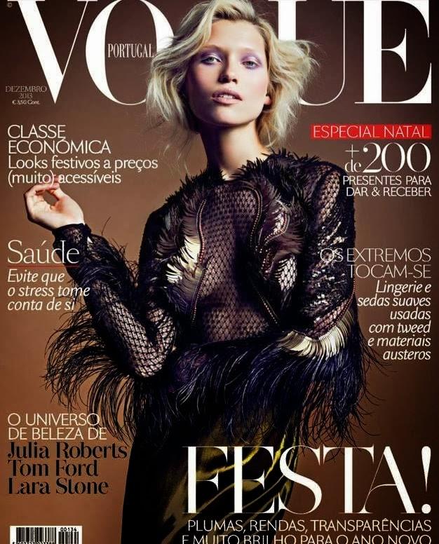 Vogue Portugal December 2013