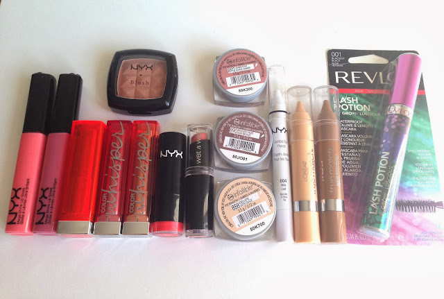 US drugstore haul