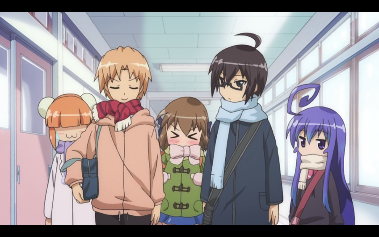 Glad This Image Wasnt Final Impression >> Peas Carrots And Anime Acchi Kocchi First Impressions
