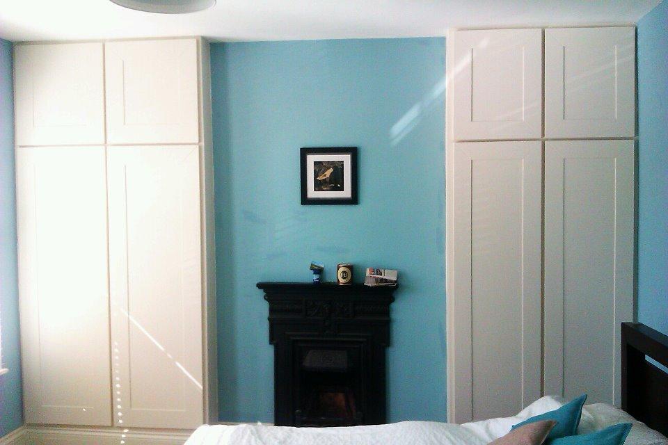 Bebuilt Bespoke Wardrobes And Bookcase In Hove