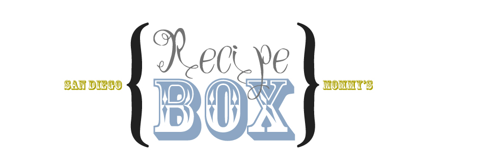 SD Mommy's Recipe Box