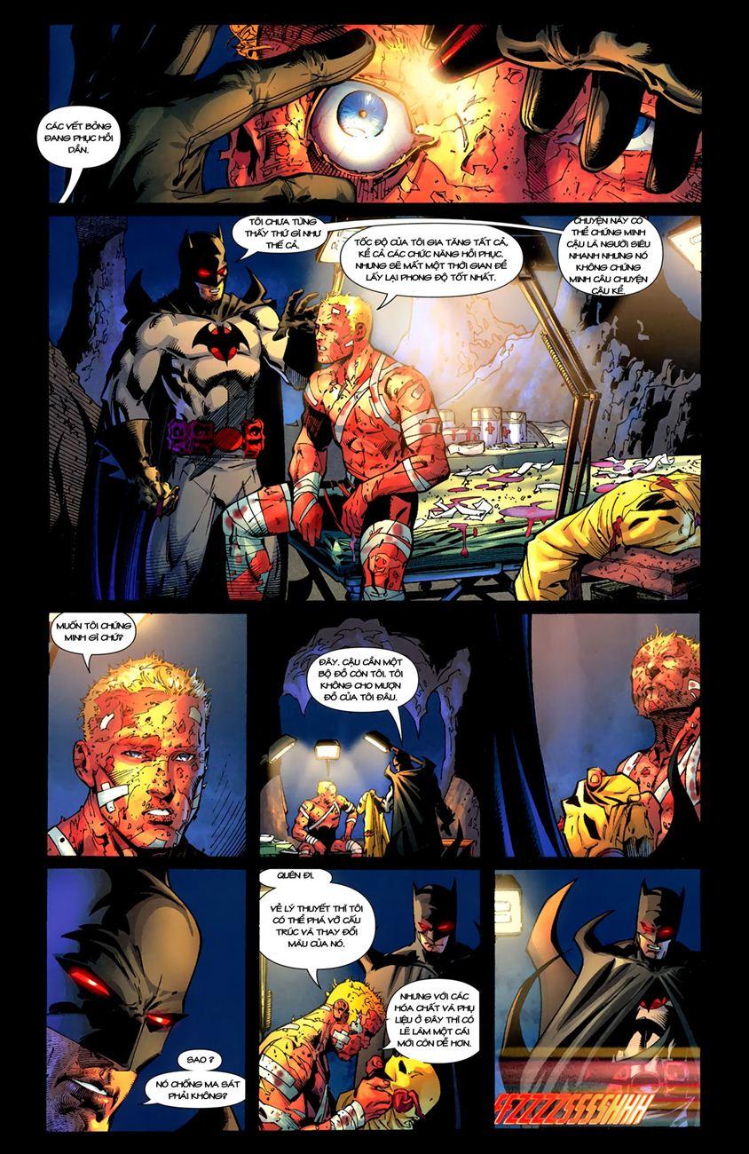 FlashPoint chap 3 - Trang 15