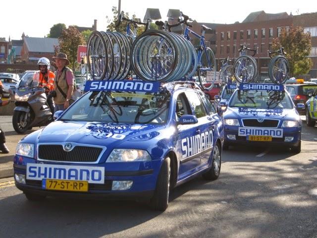 Tour of Britain 2008, Worcester