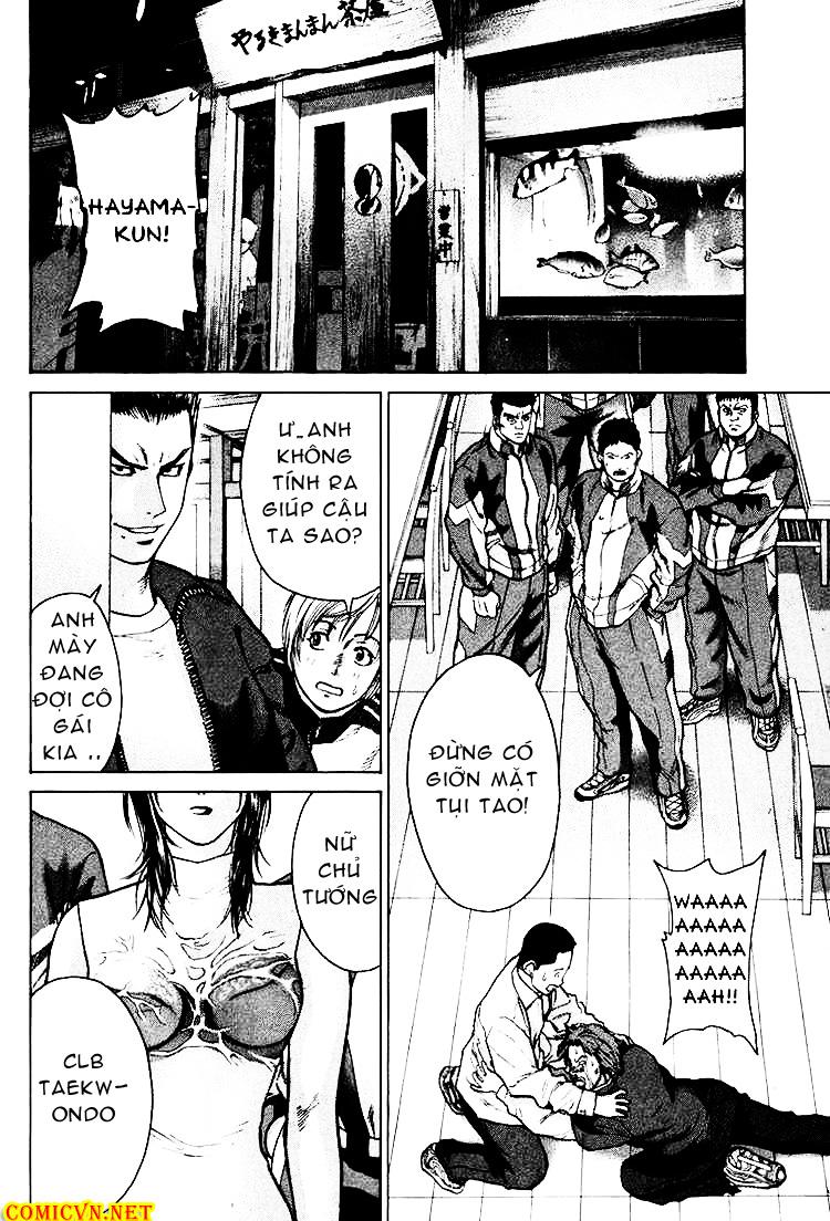 Karate Shoukoushi Kohinata Minoru chap 6 Trang 3