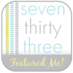 seven thirty three featured me