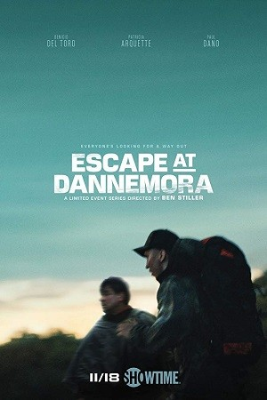 Escape at Dannemora - Legendada Séries Torrent Download capa