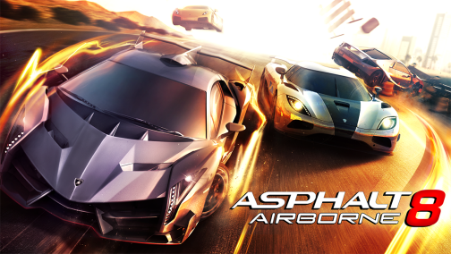 Asphalt 8: Airborne Hack