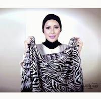 Tutorial Hijab Turban Simple