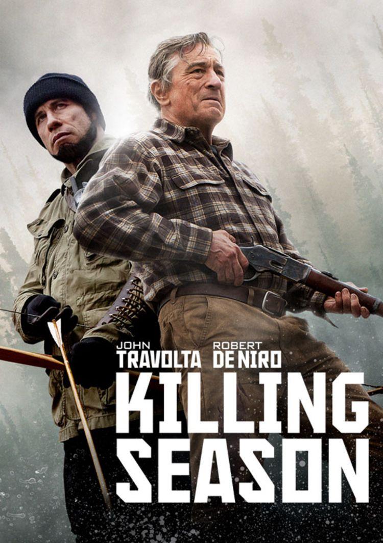 Download - Killing Season – HDRip AVI + RMVB Legendado ( 2013 )