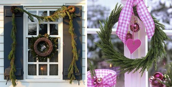 Inspirational letters by Millie: 20 Days of Holiday Decorating and ...