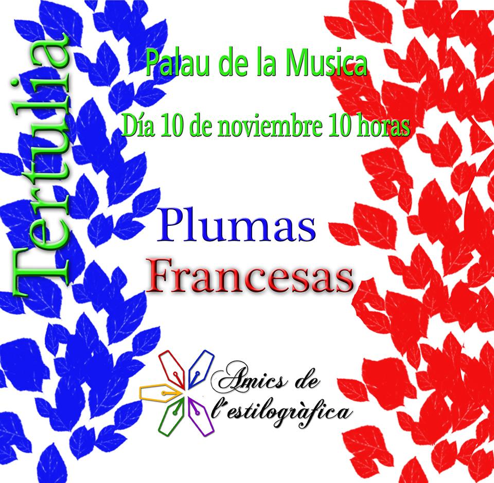 70 TERTULIA 10-11-2018 (PLUMAS FRANCESAS)