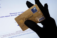 Credit Cards: Fraud up slightly