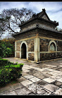 Tumba eunucos. Ming Dinasty