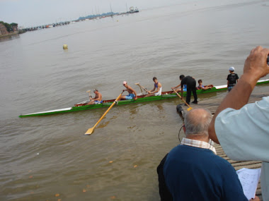 REGATA MARZO 2011- CLUB COLONIA ROWING