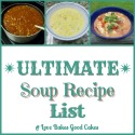 Ultimate Soup Recipe List