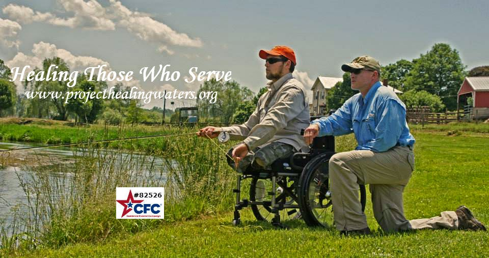 Project Healing Waters Fly Fishing