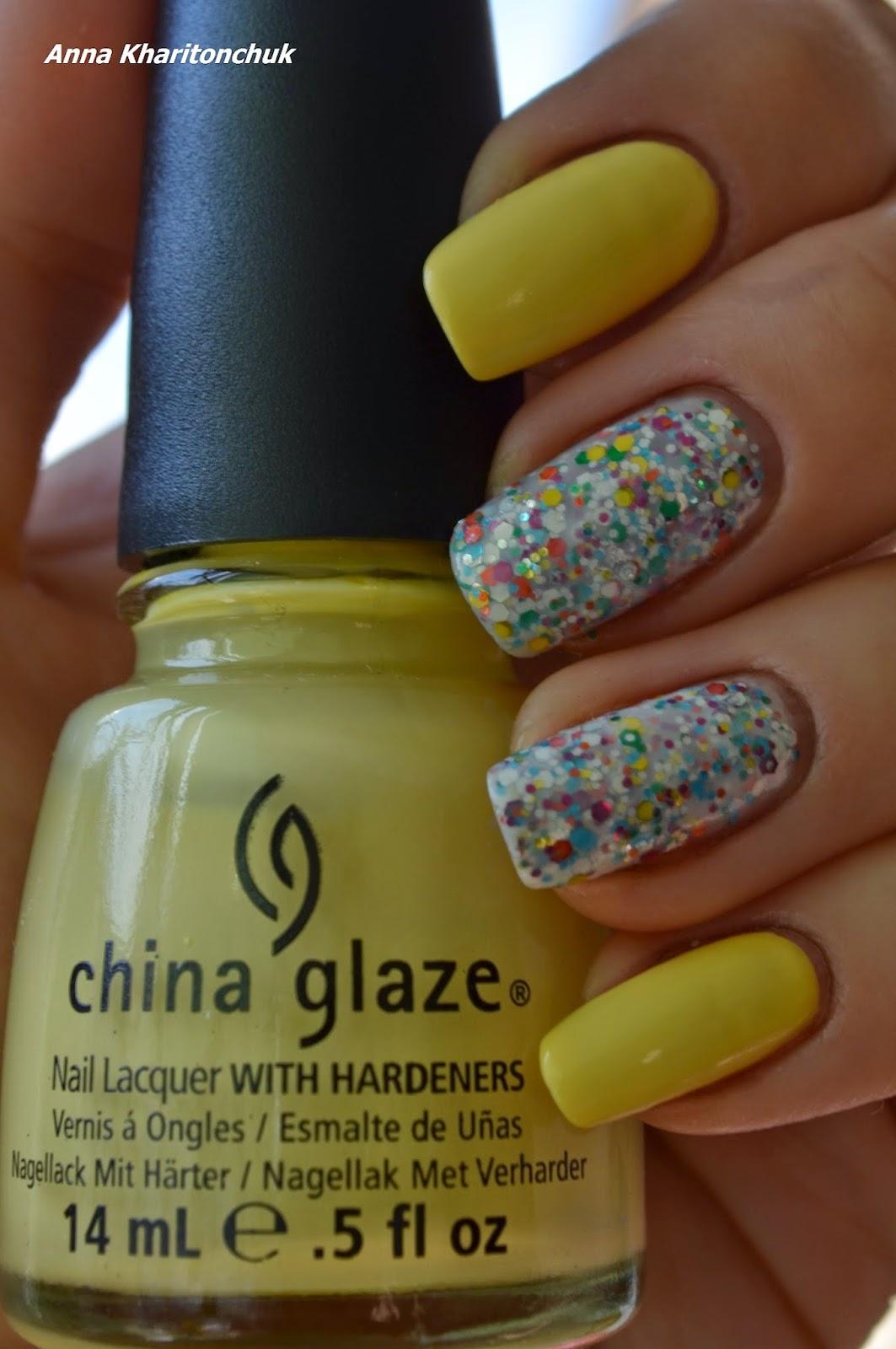 It's Tripe Is China Glaze и Lemon Fizz China Glaze